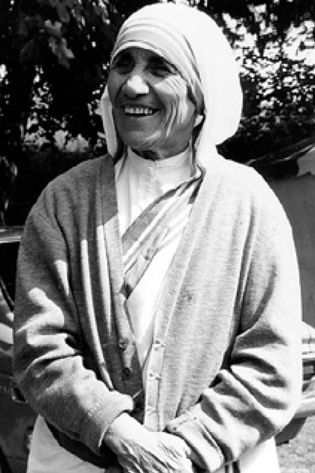 essay on biography of mother teresa