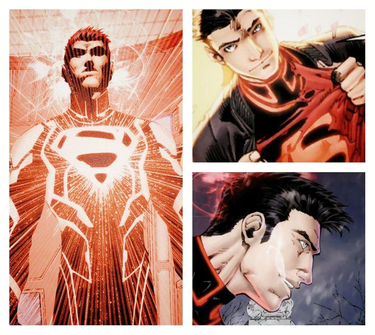 New-52 Superboy | Superboy - Conner Kent/Kon-El | Pinterest