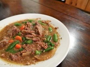 Savory Coconut Beef Stew | Things that make me go MMMMMMM | Pinterest