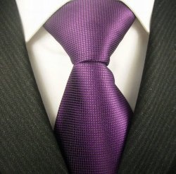 Neckties By Scott Allan, Plum Purple Neckties,