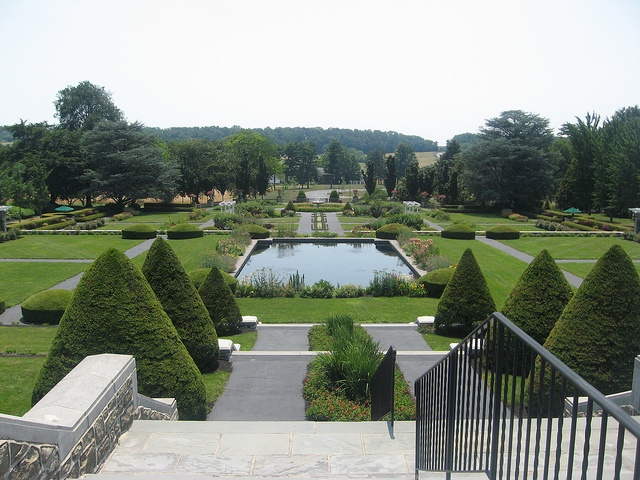 Masonic Village Formal Gardens, Elizabethtown, PA http://www.whereandwhen.com
