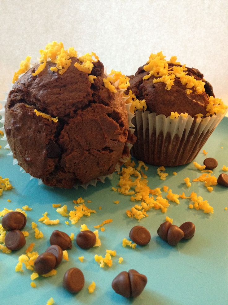 Coffee Chocolate Muffins! | Favorite Recipes | Pinterest