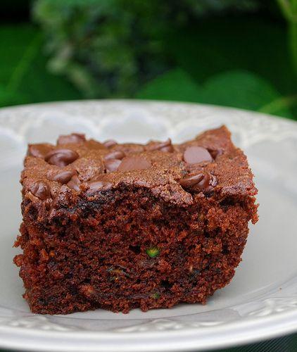 Chocolate Zucchini Cake | recipies | Pinterest
