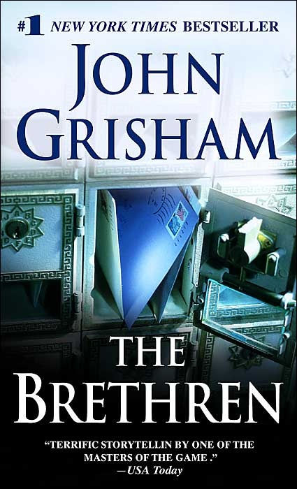 an analysis of the book the brethren by john grisham Trumble federal prison is the home for three formal judges who call themselves 'the brethren' they organize an illegal, but lucrative scheme to help them become rich.