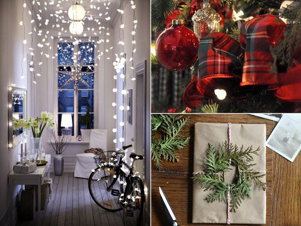 decoracao de natal para interiores de casas : decoracao de natal para interiores de casas:Decoração de Natal na internet: veja as melhores inspirações das