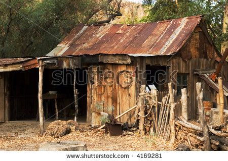 Rusted Tin Roof Primitives Pinterest