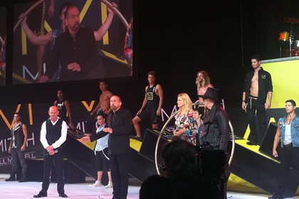 Paul Mitchell The Gathering:  Grand opening starts huge annual hair event #paulmitchell #gathering #stylist