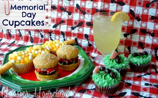 desserts for memorial day cookout