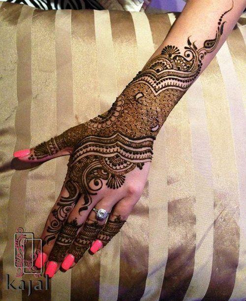 Pin By Neetu Gagan Gauba On Mehndi: Beautiful Mehendi (Heena)