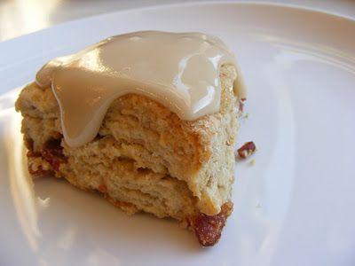 Maple Bacon Brown Sugar Scones | Desserts | Pinterest