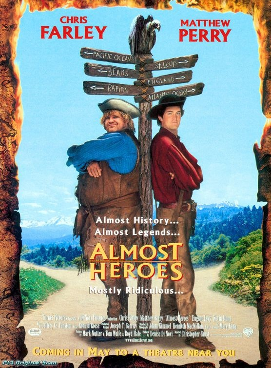 Almost Heroes (1998) Audio Latino Web-Dl 720p Dual Ingles