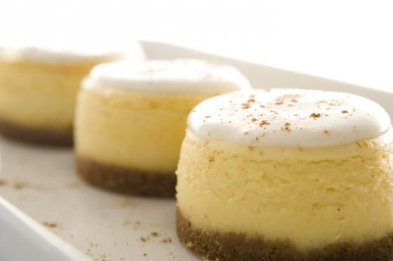eggnog cheesecake | sticky&sweet | Pinterest