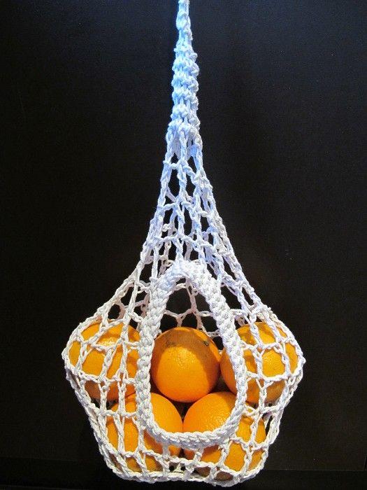 Fruit basket | craft | Pinterest