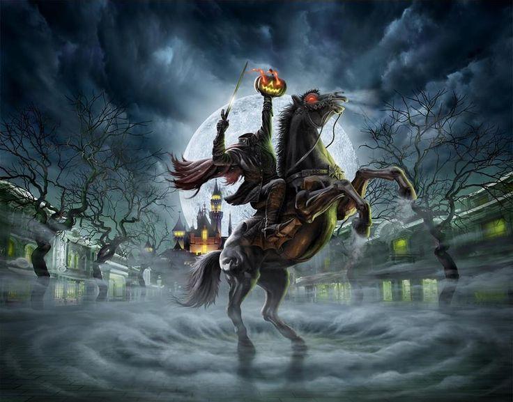 Sleepy hollow sleepy hollow pinterest - Pictures of the headless horseman ...