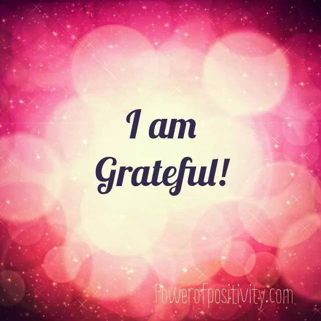 I Am Grateful Quotes Why I Am Thankful Quot...