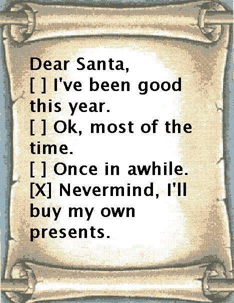 dear santa letters adults - photo #8