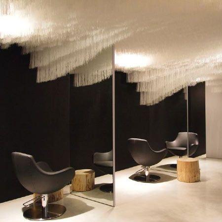 Hair Salon Ceiling