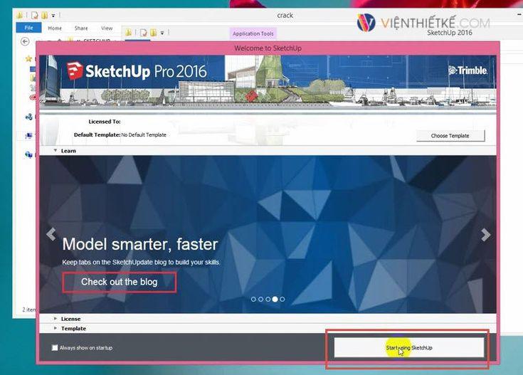 SketchUp 2016 Pro Crack And Keygen Free Download