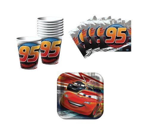 party supplies cars toys games