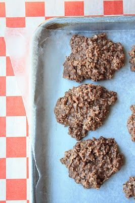 No Bake) COCOA OATMEAL COOKIES (Nutella style)