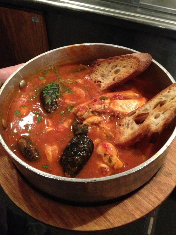 Seafood Cioppino | The Food | Pinterest