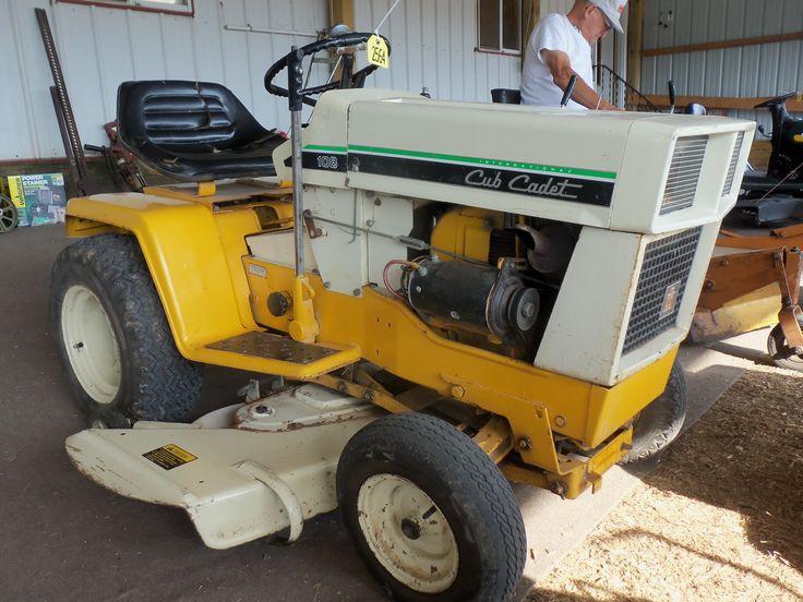 782 Cub Cadet Garden Tractor : Cub cadet car interior design