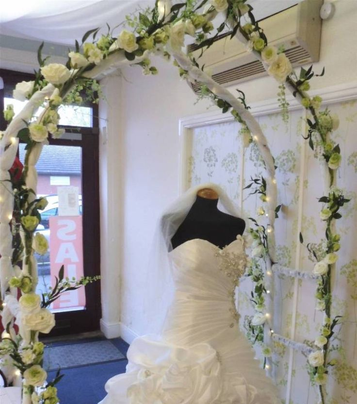 Decorated Wedding Arch Images