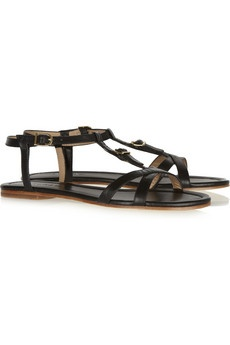 Cecelia Leather Sandals