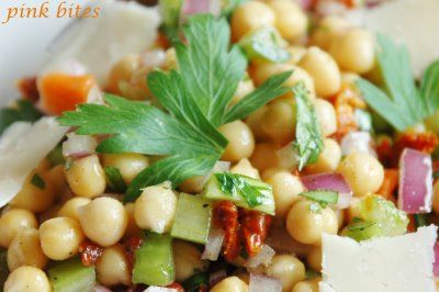Crunchy Chickpea Salad | Favorite Recipes | Pinterest
