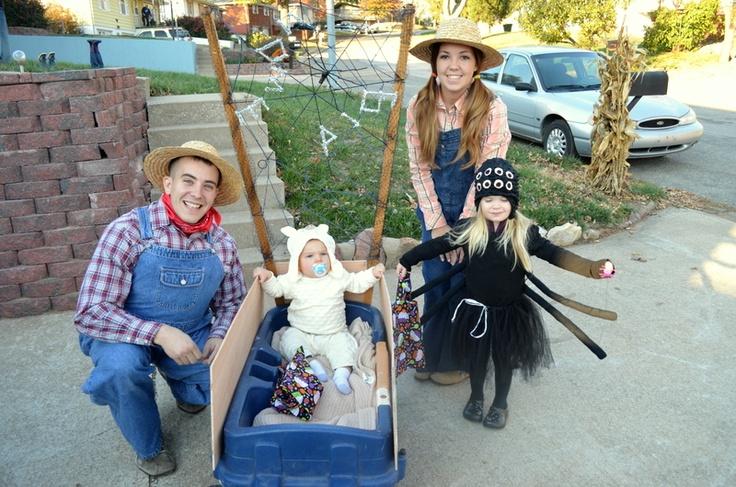 Charlotte s web costume halloween pinterest