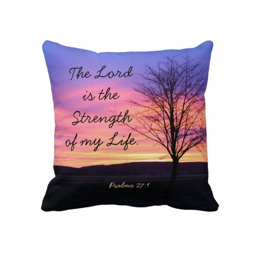 Throw Pillows With Scripture : Bible Verse Throw Pillow Faith Quote Gifts and Decor Pinterest