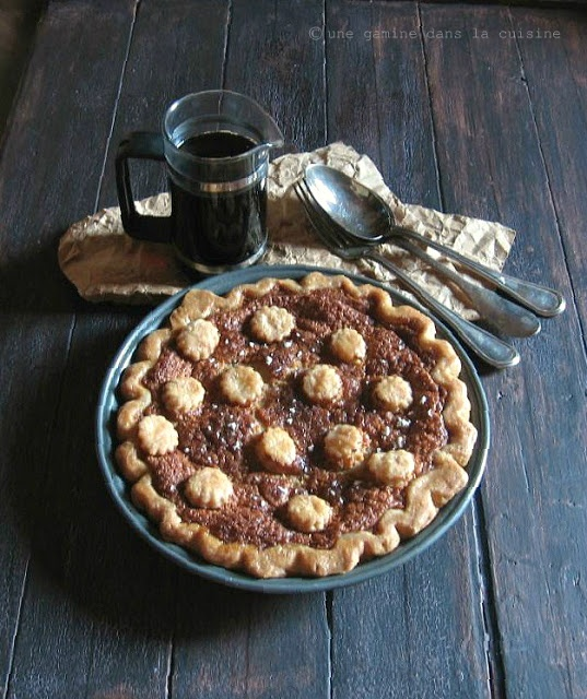 Brown Sugar Buttermilk Pie   baker's bliss   Pinterest