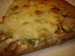 Pear & Gorgonzola Cheese Pizza   Stuff to Try   Pinterest