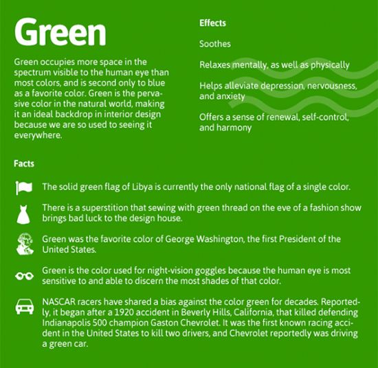 colorful emotions effects of green color psychology