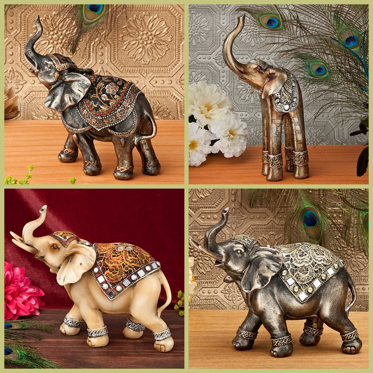 Elephant Statue from HotRef.com