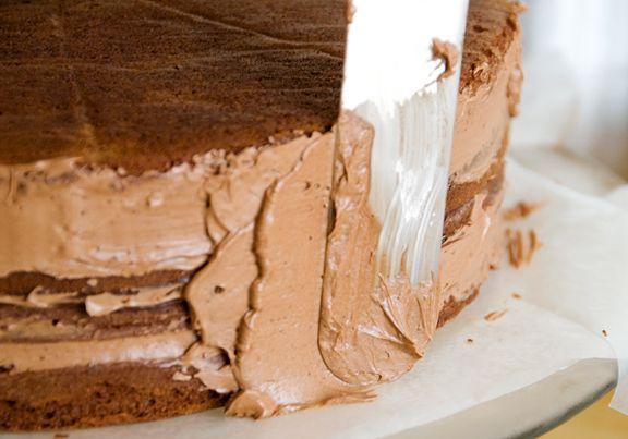 chocolate espresso fudge cake recipe | foooods! | Pinterest