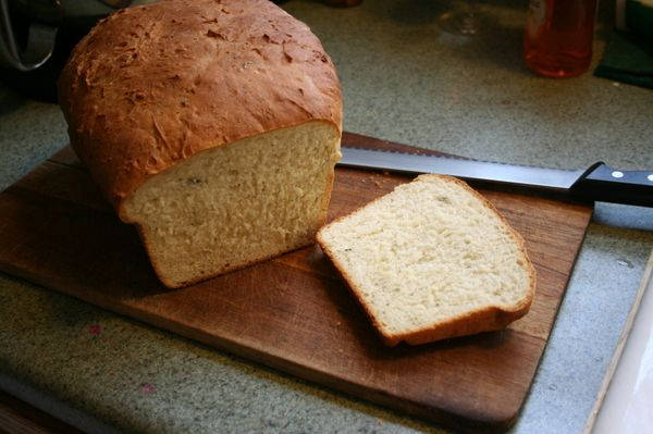 Easy Herb Batter Bread | Breads and Breakfast Recipes | Pinterest