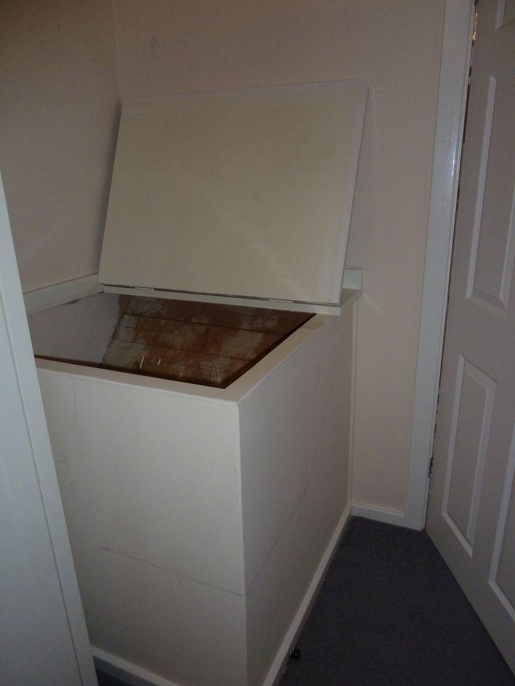 Built in storage in bedroom x