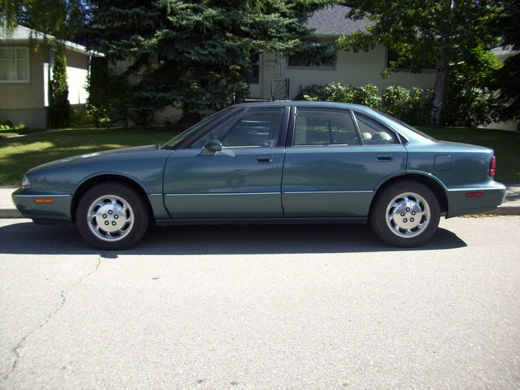 my 1998 oldsmobile 88 royale i love big cars pinterest