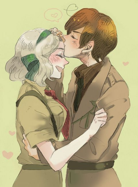 Romano to myself t t but romano and belgium make a really cute couple