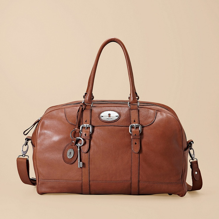 High End Travel Bags, love fossil bags