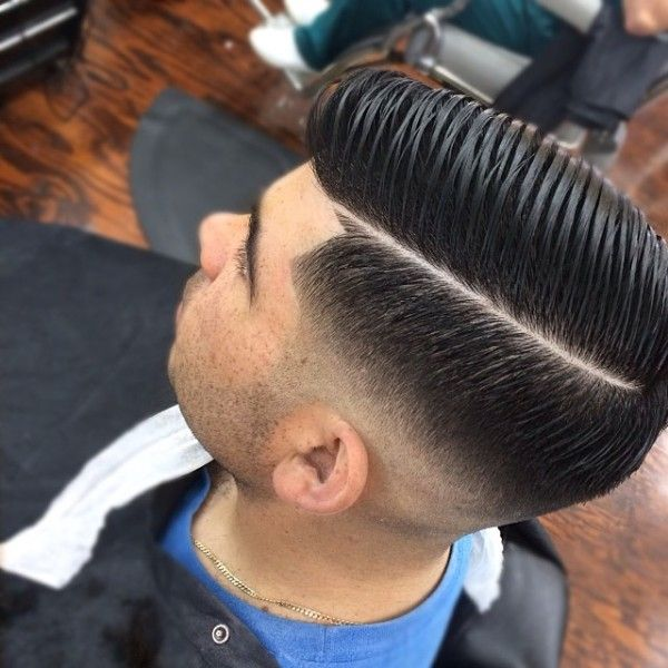 Hairstyles Hard Part : Hard Part Haircut