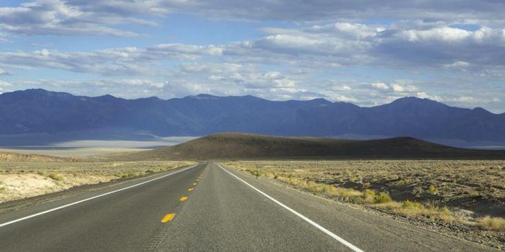 traveling loneliest road america