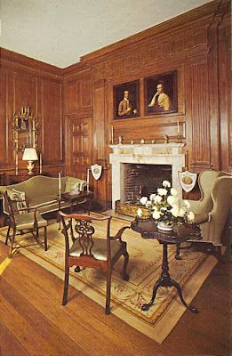 Colonial Williamsburg Foundation Home Interiors Pinterest