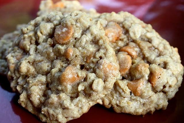 Oatmeal Butterscotch Cookies | Desserts | Pinterest
