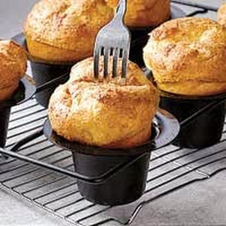 Savory Thanksgiving Popovers | Bread and Butter Recipes | Pinterest