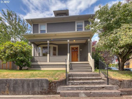 Portland or built in 1907 architecture miscellaneous houses p - Houses built inhours ...