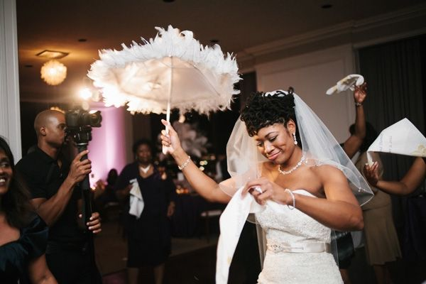 Dallas Wedding with New Orleans Style - Photos by The Amber Studio