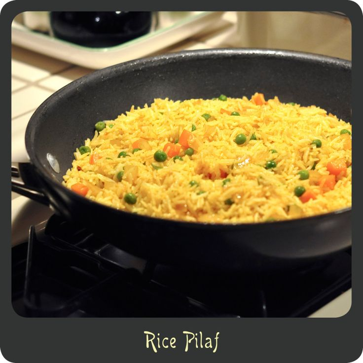 ... southwestern rice pilaf recipes dishmaps southwestern rice pilaf