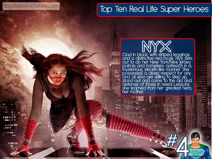 Real Life Superhero - Hot Girls Wallpaper